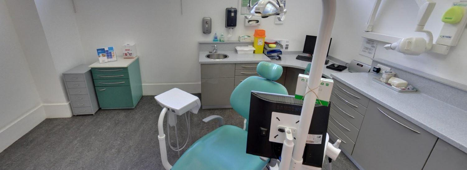 Stuart Steven BDS - Dental Room 2