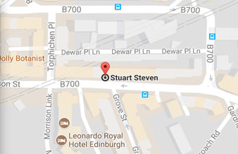 Stuart Steven BDS - Edinburgh City Centre Dental Practice
